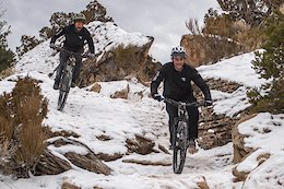 Video: Dust and Snow on Classic Colorado Trails