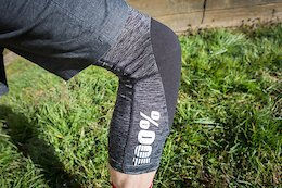 Review: 100% Teratec Knee Guards