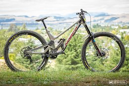 "Bike Check: Sam Blenkinsop's Norco Aurum HSP 29"" - Crankworx Rotorua 2020"