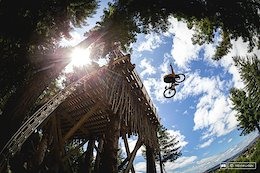Photo Epic: Slopestyle - Crankworx Rotorua 2020