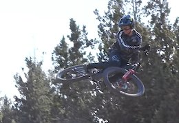Video: Backyard Riding Session with Cam McCaul