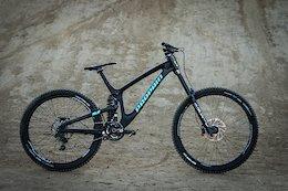 Bike Check: George Brannigan's Propain Rage Mullet Bike - Crankworx Rotorua 2020