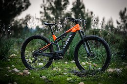 First Look: 2020 Canyon Neuron:ON eMTB