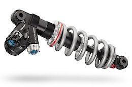 Push's New ElevenSix Coil Shock Has Hydraulic Bottom Out Control