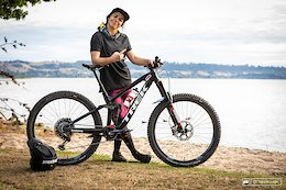 Bike Check: Christina Chappetta's Trek Slash