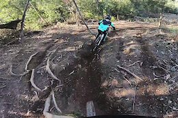 Video: Hugo Frixtalon & Thomas Estaque Ride the Lousã World Cup Track
