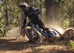 Video: Ripping Dry and Dusty Trails with Jono Kurthy