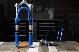 4 RockShox SID Forks from the Past