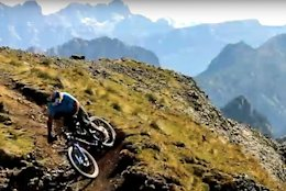Video: Freeriding the Italian Dolomites with Darren Berrecloth in 'Clawlomites'