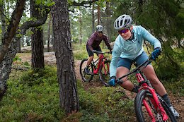 Video: Introducing Indoor Cyclists to Mountain Biking in 'From Stockholm to Sweet Single-Track Trails'