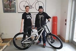 "Scott Gives Away a Gambler to a Pinkbike Reader Who Said it ""Looks Like a Session"""