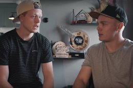 Video: Max Fredrikkson Interviews Anton Thelander About Why He Quit Being a Pro MTBer