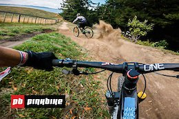 Video: Bike Park Laps w/ Bernard Kerr, Matt Walker & Christina Chappetta at Skyline Rotorua