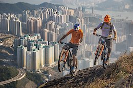 Video: An Urban MTB Adventure with Hans Rey & Martin Maes in 'TransHongKong'