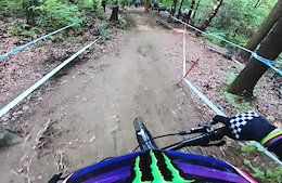 Video: Danny Hart POV from the 2019 Maribor World Cup