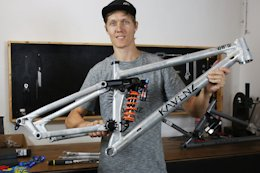 Video: More Prototype Failures in Another Episode of 'We Develop a Bike Frame'