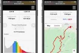First Look: SRAM's AXS Web Tool Tracks Your Shifting and Dropper Post Usage