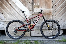Bike Check: Maxime Chapuis' Specialized S-Works Enduro