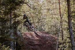 Video: Simon Carlsson Christens a New Swedish Bike Park