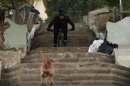 Video: Urban Mountain Bike Riding in Ensenada, Mexico
