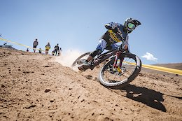 Video: Sam Hill's 16 Seconds of Greatness Last Time the EWS was in Chile