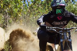 Video: Kicking Up Dust in Slow Motion with Brendan Fairclough and Amaury Pierron