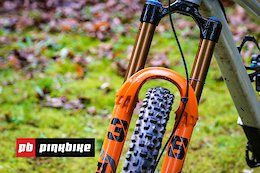 First Ride: Fox's New 38 Fork - Pond Beaver 2020
