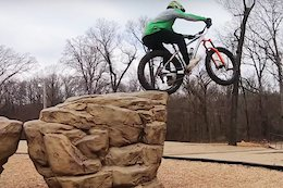 Video: Fat Bike Trials in Bentonville with Pat Smage