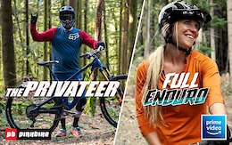 The Privateer & Full Enduro Now Available On Amazon Prime TV