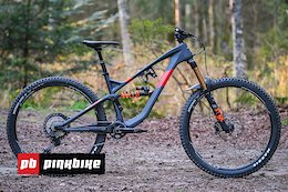 First Ride: Guerrilla Gravity's 160mm Gnarvana Enduro Bike - Pond Beaver 2020