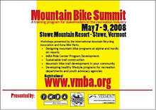 2008 Vermont Mountain Bike Summit