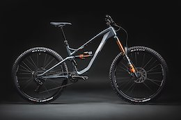 Guerrilla Gravity Releases 160mm Gnarvana Enduro Bike