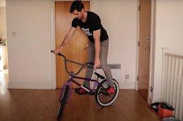 Video: In Depth Trackstand Tutorial