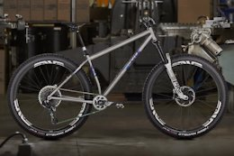 Moots' Surprising New Womble Titanium Hardtail - Pond Beaver 2020