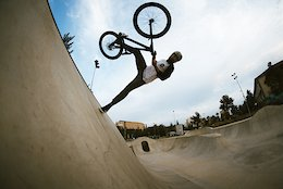 Video: Touring Malaga's Skate Parks and Dirt Jumps with Viktor Novak