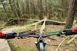 Video: Remy Metailler Rides Squamish's Iconic Treasure Trail
