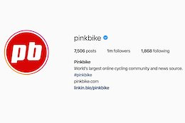 Pinkbike Hits 1 Million Followers On Instagram