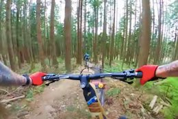 Video: POV of Geoff Gulevich on 'One of the Sickest Trails I Have Ever Ridden'