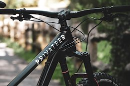 Privateer Launch $3,075 161 Enduro Race Bike
