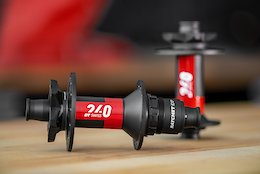 First Look: DT Swiss' New 240 EXP Hubs