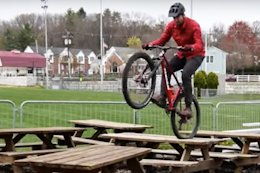 Video: Improve Your MTB Skills at Home with Jeff Lenosky