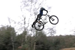 Video: 10-Year-Old Wild Child Harry Schofield Rides Flat Out for Tea & Biscuits