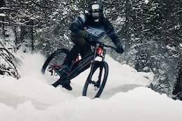 Video: Oscar Härnström Builds and Shreds a Downhill Track Made from Snow