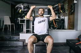 Video: Creative At-Home  Strength Workout with Marcelo Gutierrez