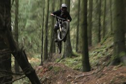 Video: Joel Anderson & Co. Ride Techy DH Jumps in 'Tea & Biscuits'
