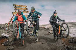 Video: Riding Kilimanjaro with Hans Rey & Danny MacAskill - Visual Podcast Ep.5