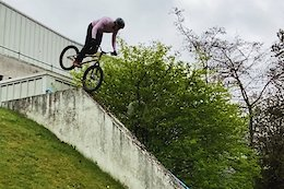 Video: Ben Travis Hits the Streets on his Trials Bike in 'Daily Dose'