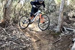 Video: Fresh Hits at High Speed with Orbea National Enduro Team's Edgar Carballo