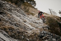 Video: Morgane Charre Shreds Enduro Trails Deep in the Swiss Alps