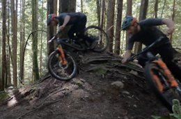 Video: Jesse Melamed Shows You The Racing Line on Squamish's 'Angry Midget'